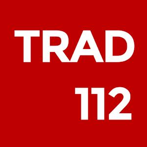 Cover art Trad 112