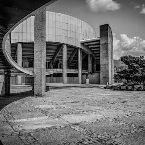 Poliforum tuxtla by Alighieri Rizo - Buildings & Architecture Architectural Detail ( arquitectura, detail, espacio, arquitecto, architecture, detalle, chiapas, space architect,  )