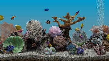 Screenshot of Marine Aquarium 3.2