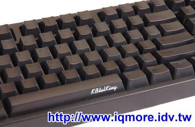 [鍵盤] 客製鍵盤- KBtalKing 黑色全系列評測