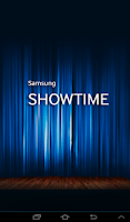Screenshot of Samsung Showtime