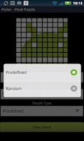 Screenshot of Pixler - Nonogram Puzzle