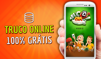 Screenshot of TrucoON - Truco Online Gratis