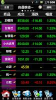 Screenshot of 台灣大哥大-股市大哥大