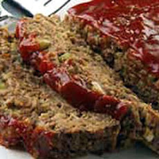 Barbeque Meatloaf