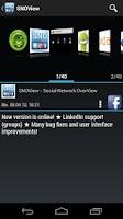 Screenshot of Social Network OverView Lite