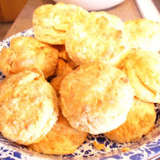 Very Gouda Pecan Biscuits