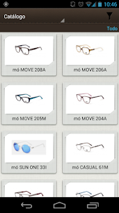 Catalogo Multiopticas - screenshot