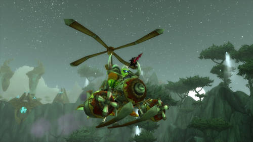It's Its Flying Its' new Flying Machine.  And yes, I *did* pick his name so I could write sentences like that.