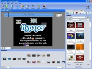 flypaper flash content maker
