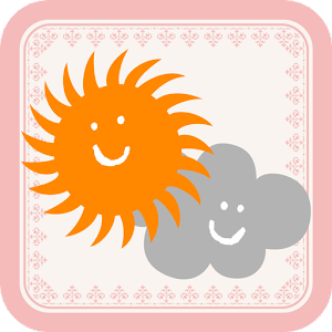 OshareWeather - For cute girls for Android