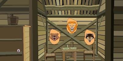 Screenshot of EscapeGame N31 - Mystery Shack
