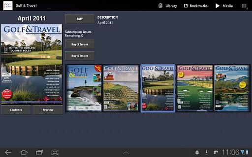 Golf Travel Magazine
