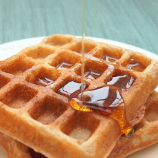Old-Fashioned Yeasted Waffles