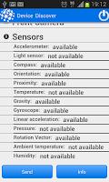 Screenshot of Device Discoverer