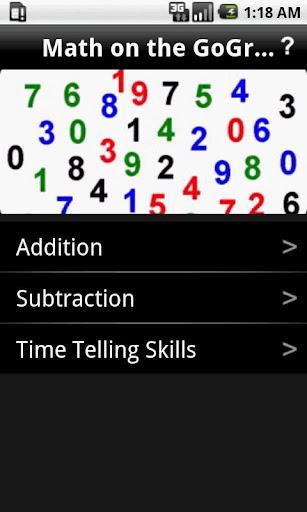 玩教育App|Math on the Go : Grade Level 2免費|APP試玩