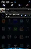 Screenshot of Mixer Donate - CM9/CM10 Theme