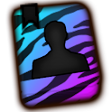 GO CONTACTS - Zebra Candy icon