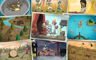Screenshot of Frontier Heroes