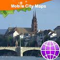 Basel Street Map icon
