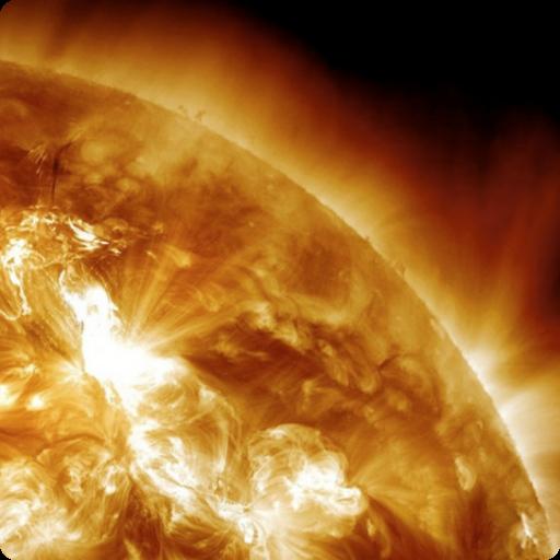 Solar System - Q Fact Book LOGO-APP點子