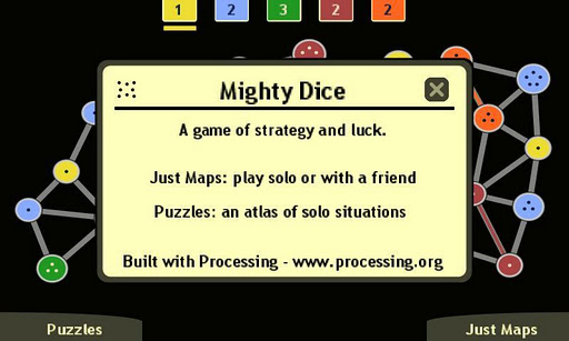 Mighty Dice