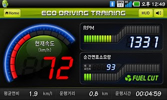 Screenshot of EcoWin