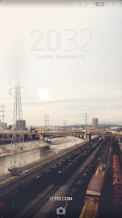 Theme - Railroad - screenshot