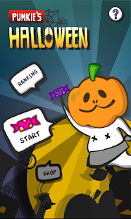 Pumkie's Halloween - screenshot
