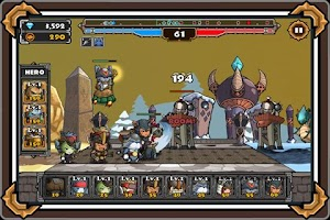 Screenshot of Cat War2