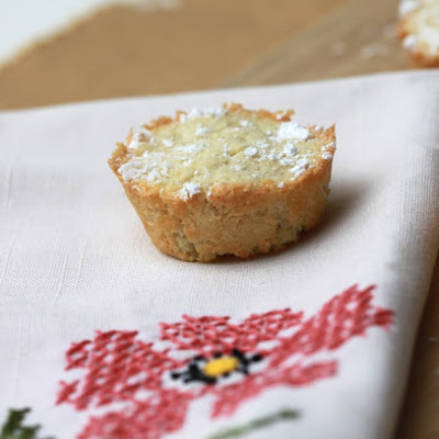 Coconut Tea Cakes