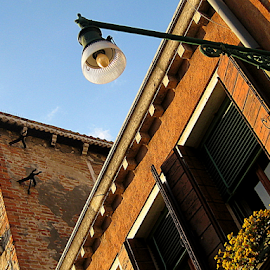 street lamp by Verica Pavlovic - Buildings & Architecture Architectural Detail