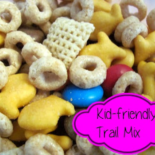 Kid-friendly Trail Mix
