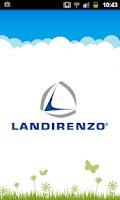 Screenshot of Landi Renzo