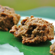 Healthy Oatmeal Cookies (with Honey)