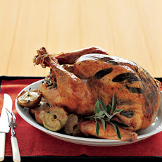 Roast Turkey With Sage