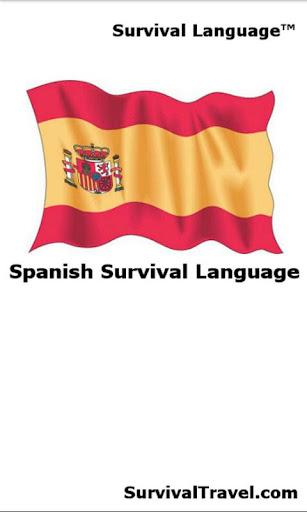Spanish Survival Language Lite