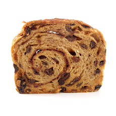 Cinnamon Raisin Bread -Yeast Free