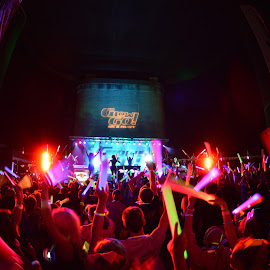 Glow Go Party by D C - People Musicians & Entertainers