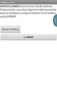 LlamaXVoz - screenshot