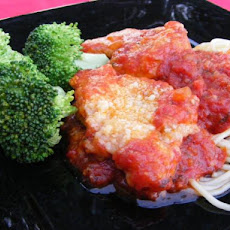 Pioneer Woman Chicken Parmigiana