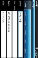 Screenshot of RC Setups