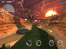 Screenshot of Delta Strike: Aircrafts of war
