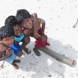 playing children @ North #Srilanka by Jera Thampi - Babies & Children Children Candids