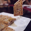 Deep Fried Nian Gou With Sesame Seeds