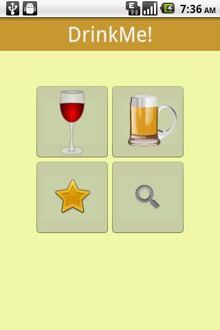 Beer Wine Menu Scanner Trial