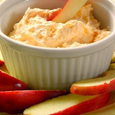 Cheese and Port Dip for Apples