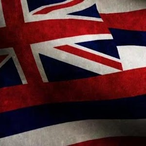 Hawaii Flag Live Wallpaper