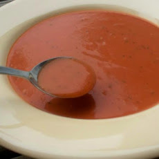Spicy Tomato-Cheese Soup (Sandra Lee)