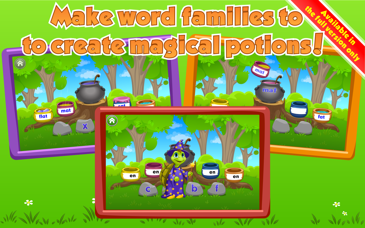 Kids Learn to Read Screenshot 4